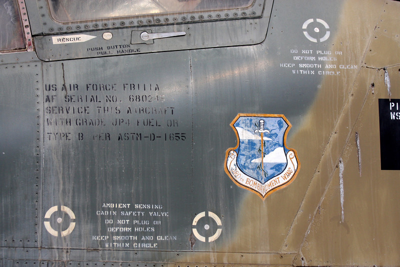 B-52 aircraft, Strategic Air Command