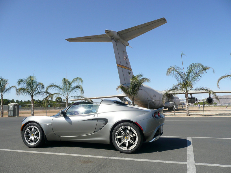 "The March Air Force Base Aviation Museum is in off hwy 215, in Riverside County north of Temecula <a href=""http://www.marchfield.org/"">http://www.marchfield.org/</a>"