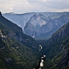 Yosemite - View from Inspiration Point