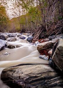 Mill Creek - near Mentone, CA, USA