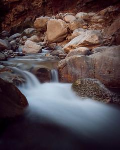 Mill Creek - Mentone, CA, USA