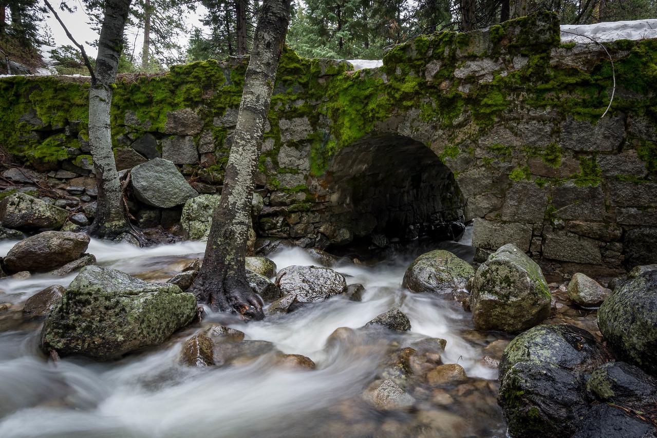 The Trolls Lair - near South Lake Tahoe, CA, USA