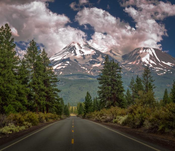 Straight to Shasta