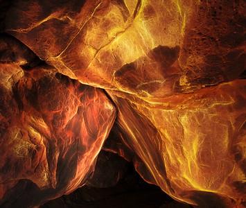 Burning Alien
