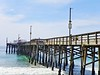 It is one of two piers located in Newport Beach. The other, obviously, is the Newport Beach Pier.