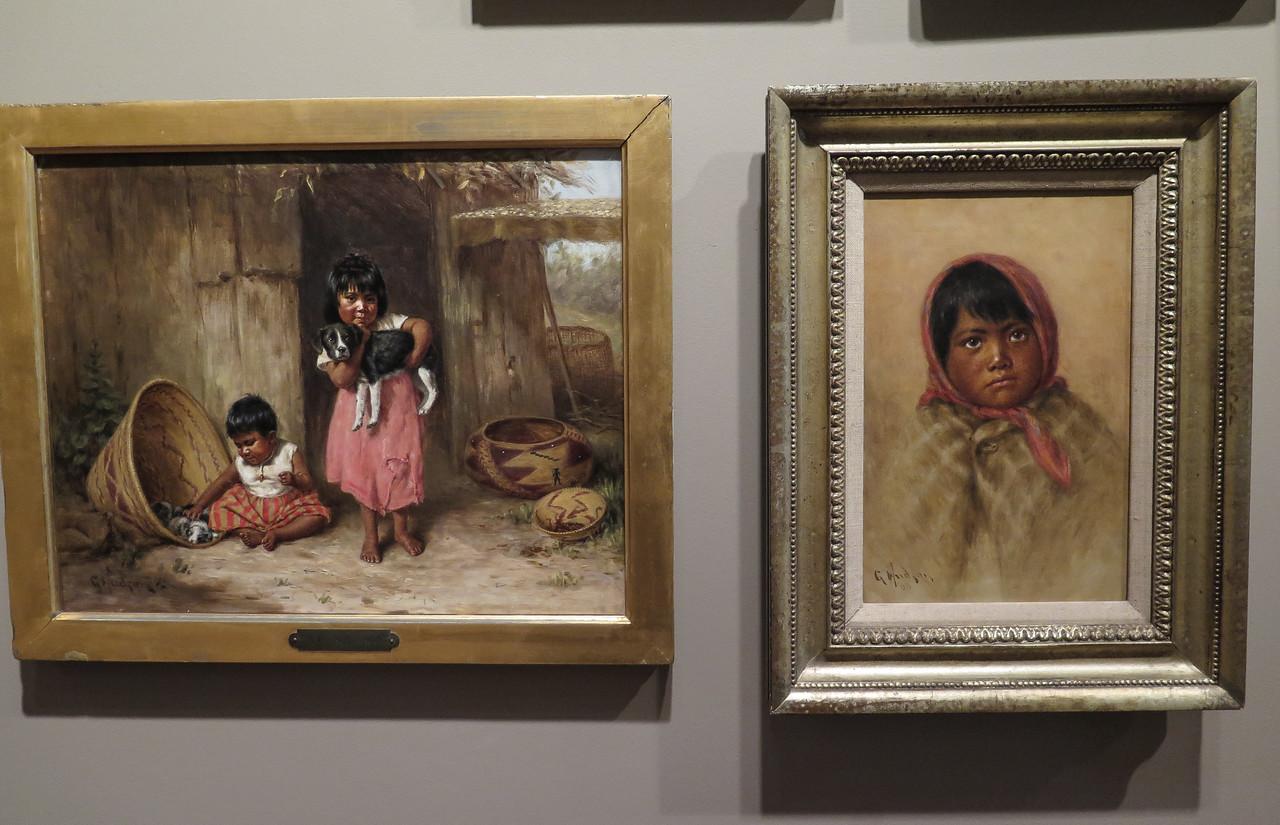 Grace Hudson Paintings