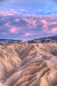 Zabriski Point, death Valley