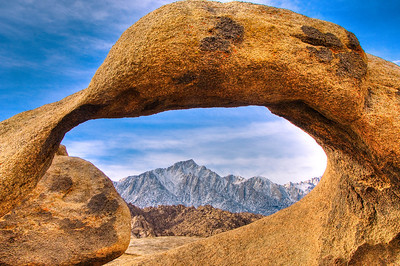 Mt Whitney (from Alabama Hills)