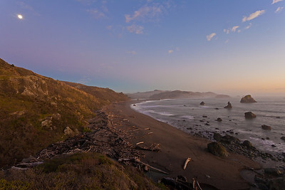 dusk Jenner coast