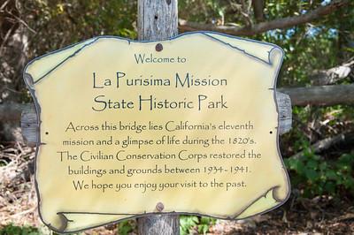 Buellton--La Purisima Mission