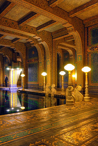 Hearst Castle--San Simeon, California