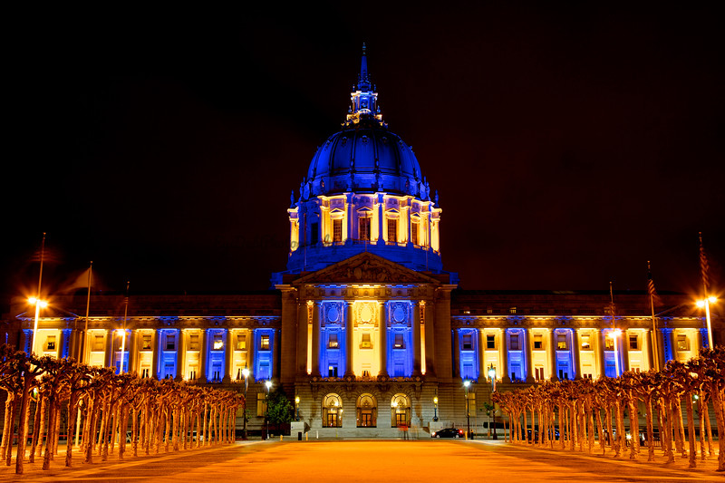 Golden State City Hall