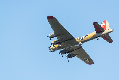B-17 Flying Fortress-7118