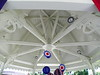 Bandstand ceiling