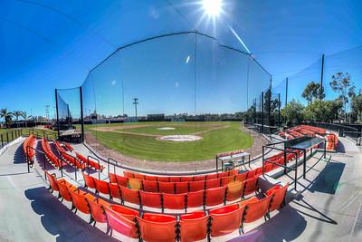 HBHS Varsity Baseball Field Panorama