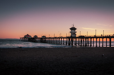 Huntington Beach Pier-1112