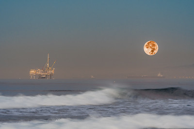 Super Moon Huntington Beach-4553-External Edit