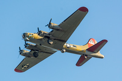 B-17 Flying Fortress-7114