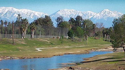 Riverview Golf Course in Santa Ana