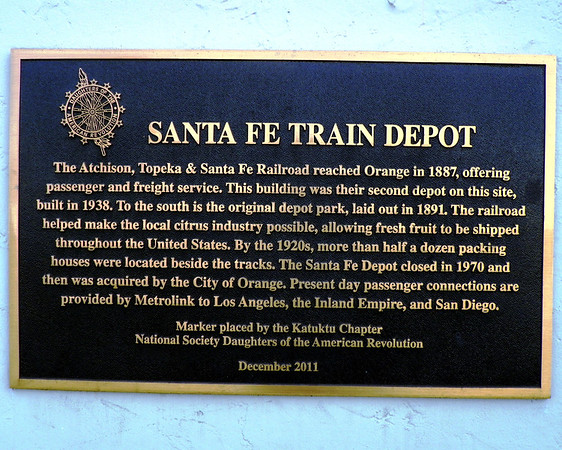 History of the Depot