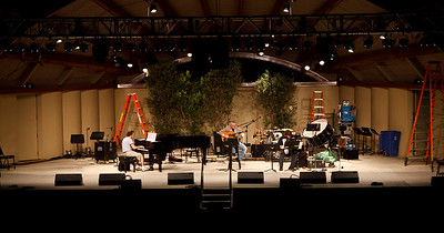 """""""Music of South America"""" rehearsal"""