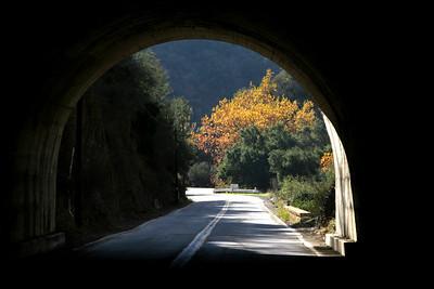 Hwy 33 tunnel