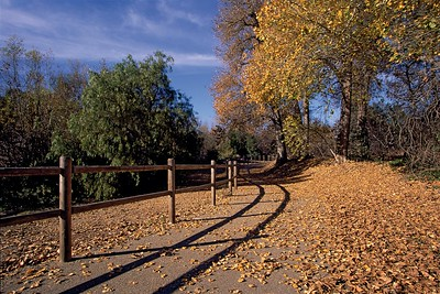 Casitas Springs bike trail