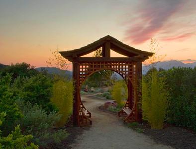 Peace Portal, Meditation Mount