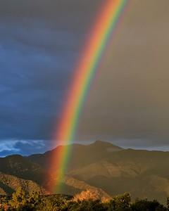 Ojai Valley rainbow with Chief Topa Topa 0M9B2201