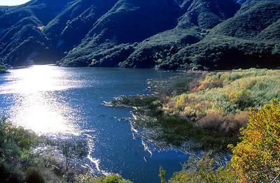 Lake Matilija