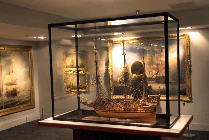 Oxnard California, Maritime Museum