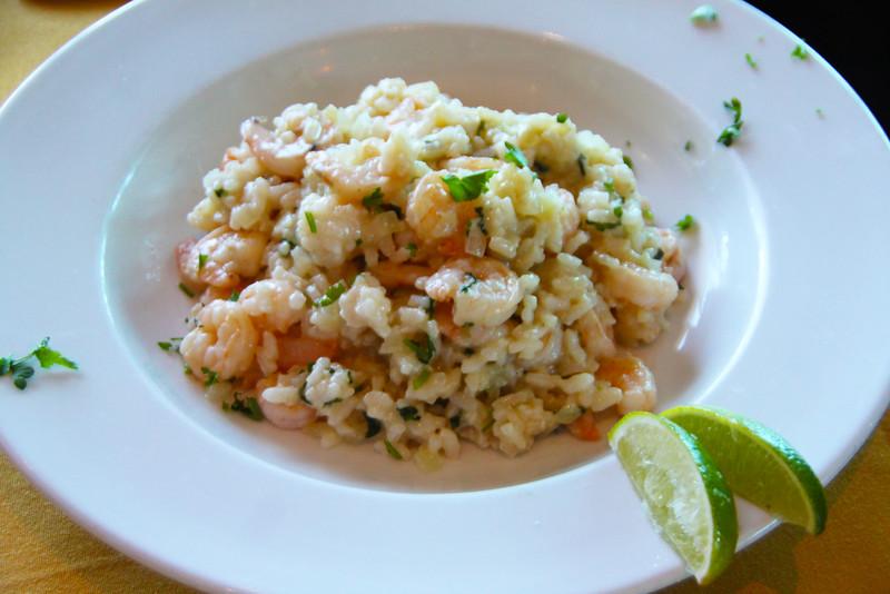 Oxnard California, Moqueca Brazilian Restaurant, Risoto de Mariscos, Shrimp Rice