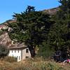 Santa Cruz Island, Channel Islands,  Wide View on Scorpion Ranch