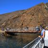 Santa Cruz Island, Channel Islands, Passengers Disembark Island Packers Ferry