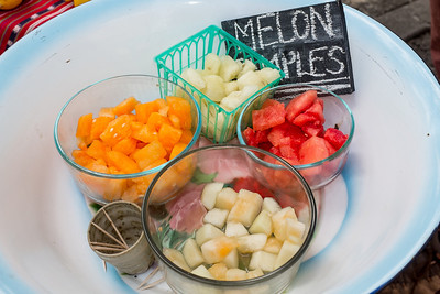 Melon samples