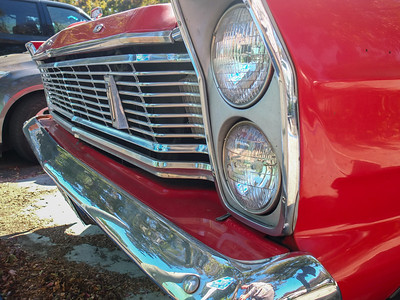 1965 Galaxy XL Front end