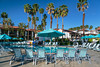 The Rancho Las Palmas Resort and Spa in Palm Desert, California, USA.