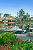 Rancho Las Palmas Marriott Resort in Palm Desert, California, USA.
