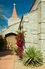 The Community Church of Palm Springs, California, USA.