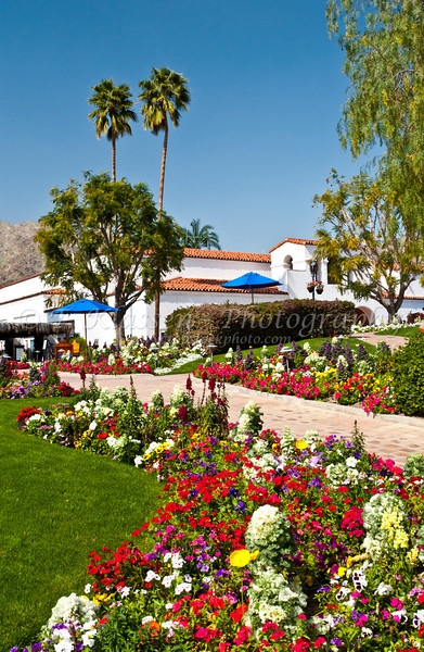 LaQuinta Resort and Club in LaQuinta, California, USA.