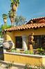 The Las Casuelas Nuevas mexican restaurant in Palm Springs, California, USA.