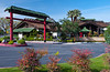 Kobe, Japanese restaurant in Palm Springs, California, USA.