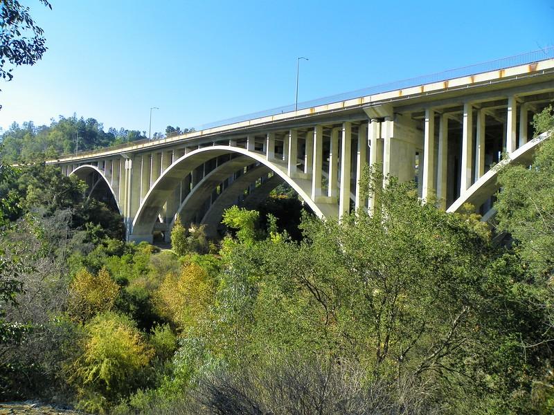 Ventura Freeway Bridge - 1