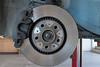 Volvo S80 front brake