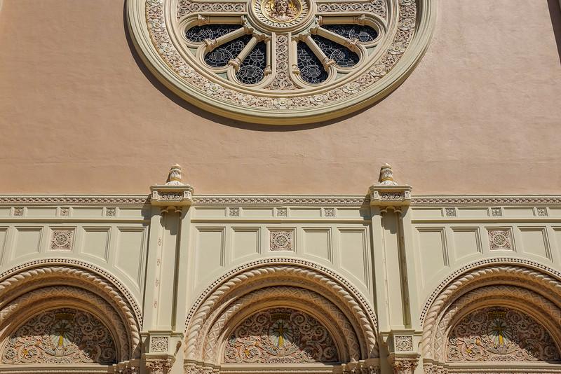 St. Vincent's: hemishperes