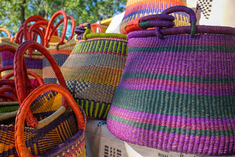 Basket from Ghana 2