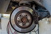 Volvo S80 rear brake