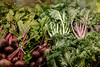 Produce: Beets and Greens