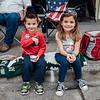 Great kids.  Veterans Day Parade 2016, Petaluma, Ca.