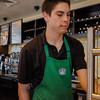 Starbuck's barista